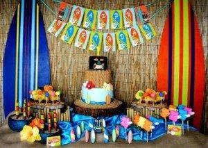 ¿Cómo hacer una fiesta hawaiana para sus quince cumpleaños?