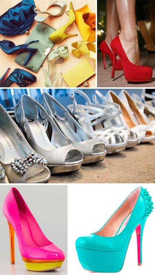 Escoger los zapatos para mis 15 años