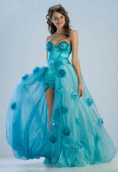 Vestidos De 15 Años Desmontables 2014