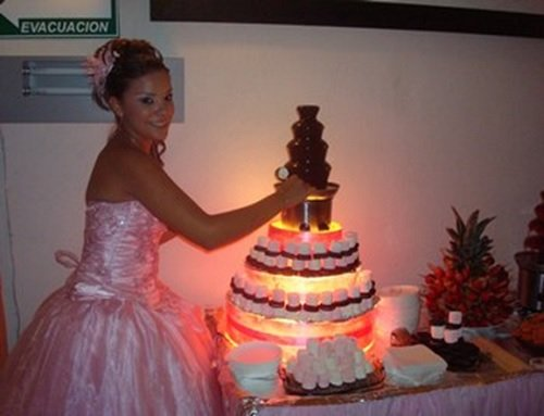 Celebrar 15 años estilo princesa