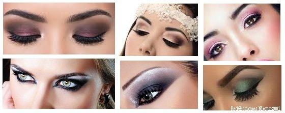 Maquillaje de ojos para quinceañeras en el 2015