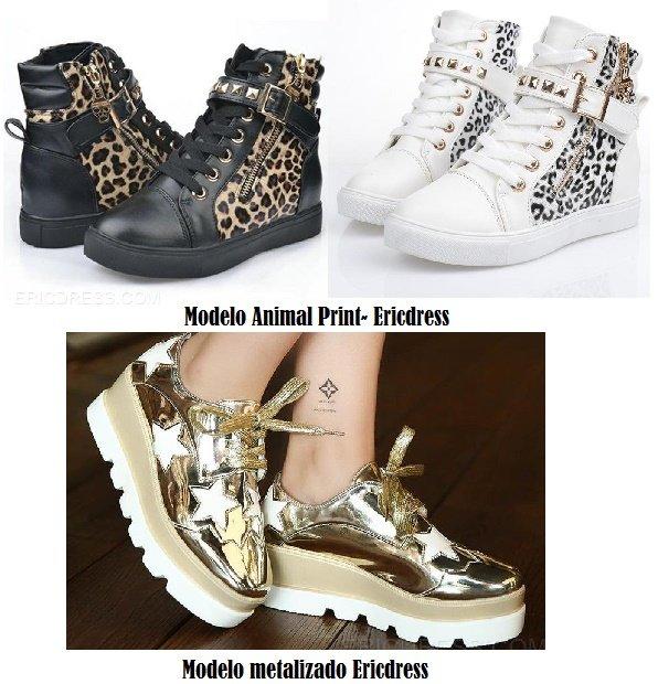 Zapatillas deportivas y casuales Ericdress