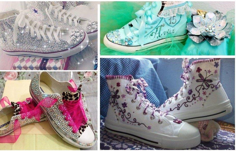 Zapatillas deportivas para tus 15 años