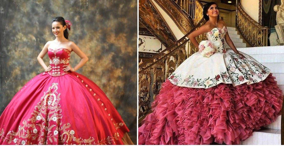 Modelos de vestidos de charra-2
