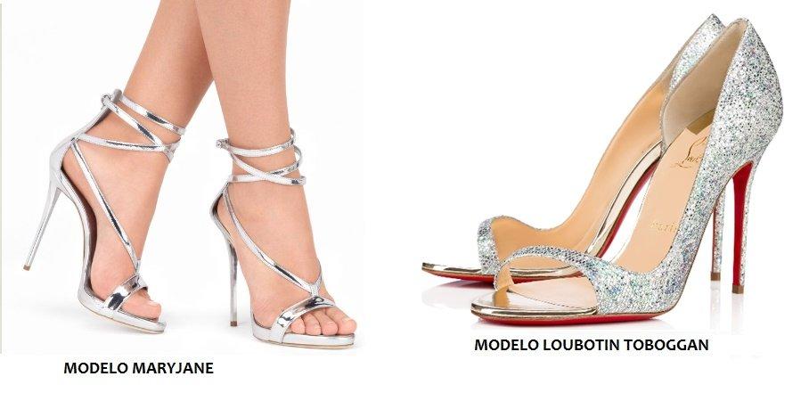 Modelos de zapatos de quinceañera