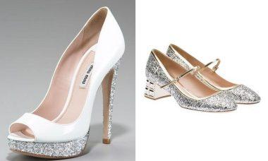 Zapatos de quinceañera Miu Miu