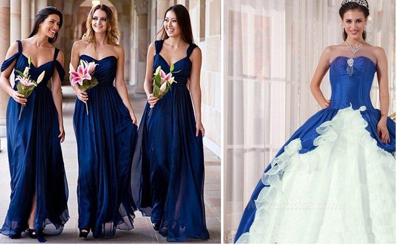 Modelos en vestidos para damas