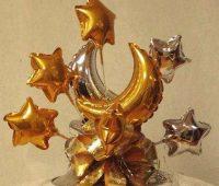 Globos para decorar fiesta de 15 años