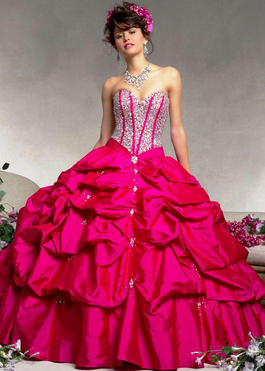 Las mejores telas para tu vestido de quinceañera - Mi Fiesta de XV