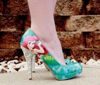 Zapatillas ideales para lucir según el tema de tu fiesta de Quince Años