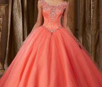 Los mejores vestidos de quinceañera ¡Al hombro!