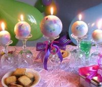 Ideas centros de mesas fiestas 15 años